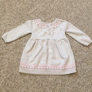 Carter's sweater dress